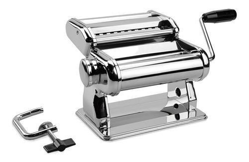 máquina para massa/macarrão manual inox 2520/103 brinox