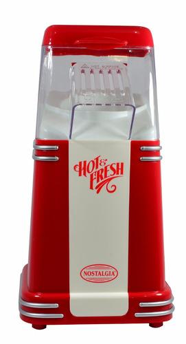 maquina para palomitas de maiz nostalgia retro electric 6488