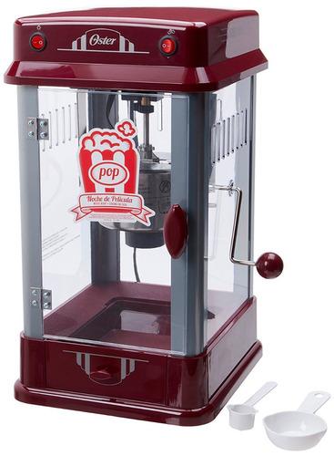 maquina para palomitas de maíz profesional clásica oster :)