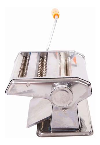 maquina para pasta tallarines akoyovwerve, en acero