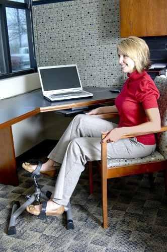 maquina para pedalear sentado pedalera ejercicio piernas
