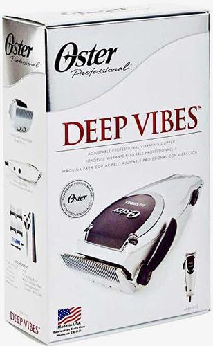 maquina para peluquería deep vibes 76080 oster profesional