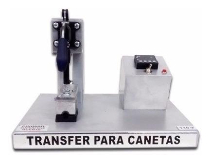 máquina para personalizar canetas - prensa