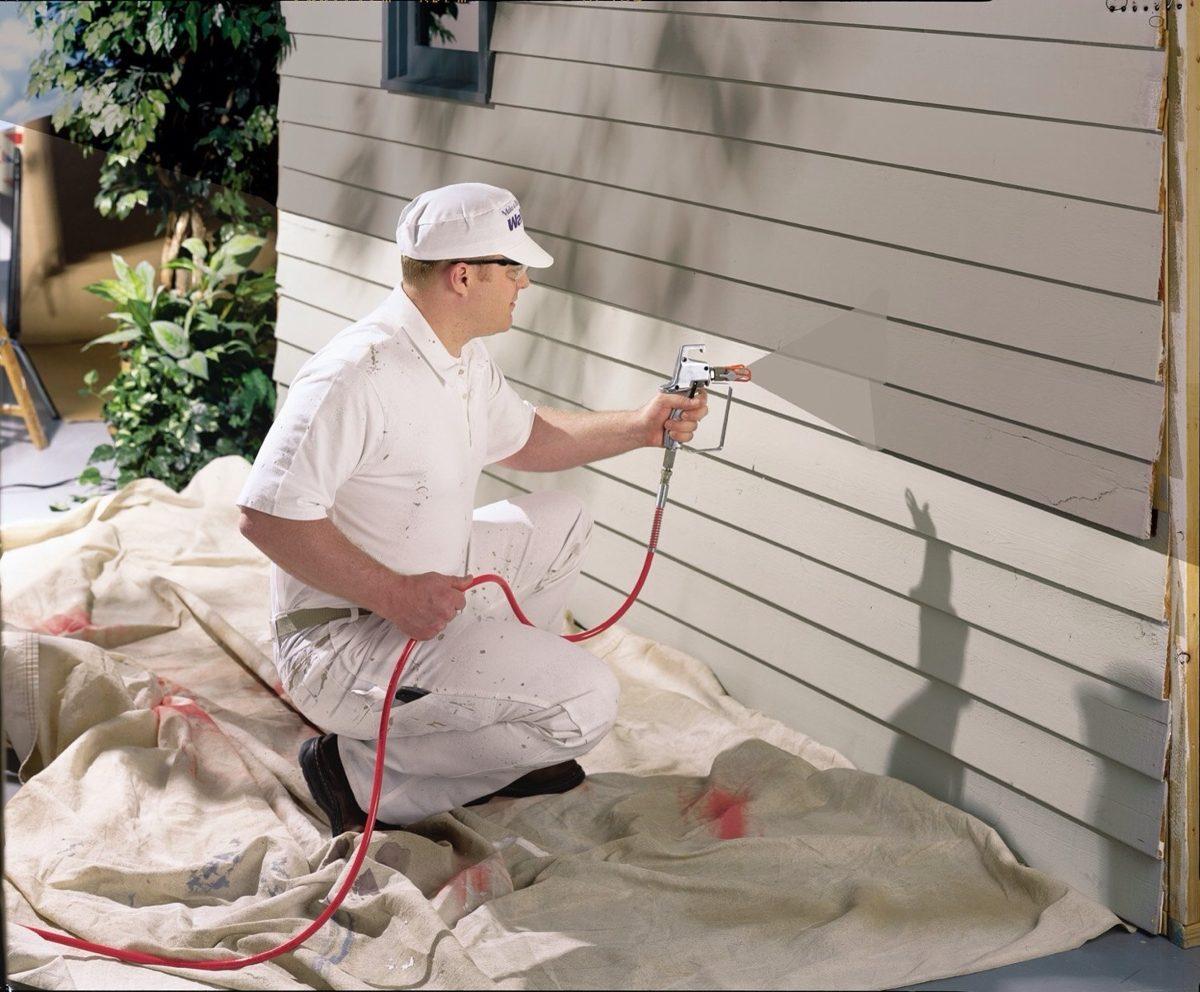 Nueva wagner 9155 maquina para pintar airless pintura - Maquina de pintar electrica ...