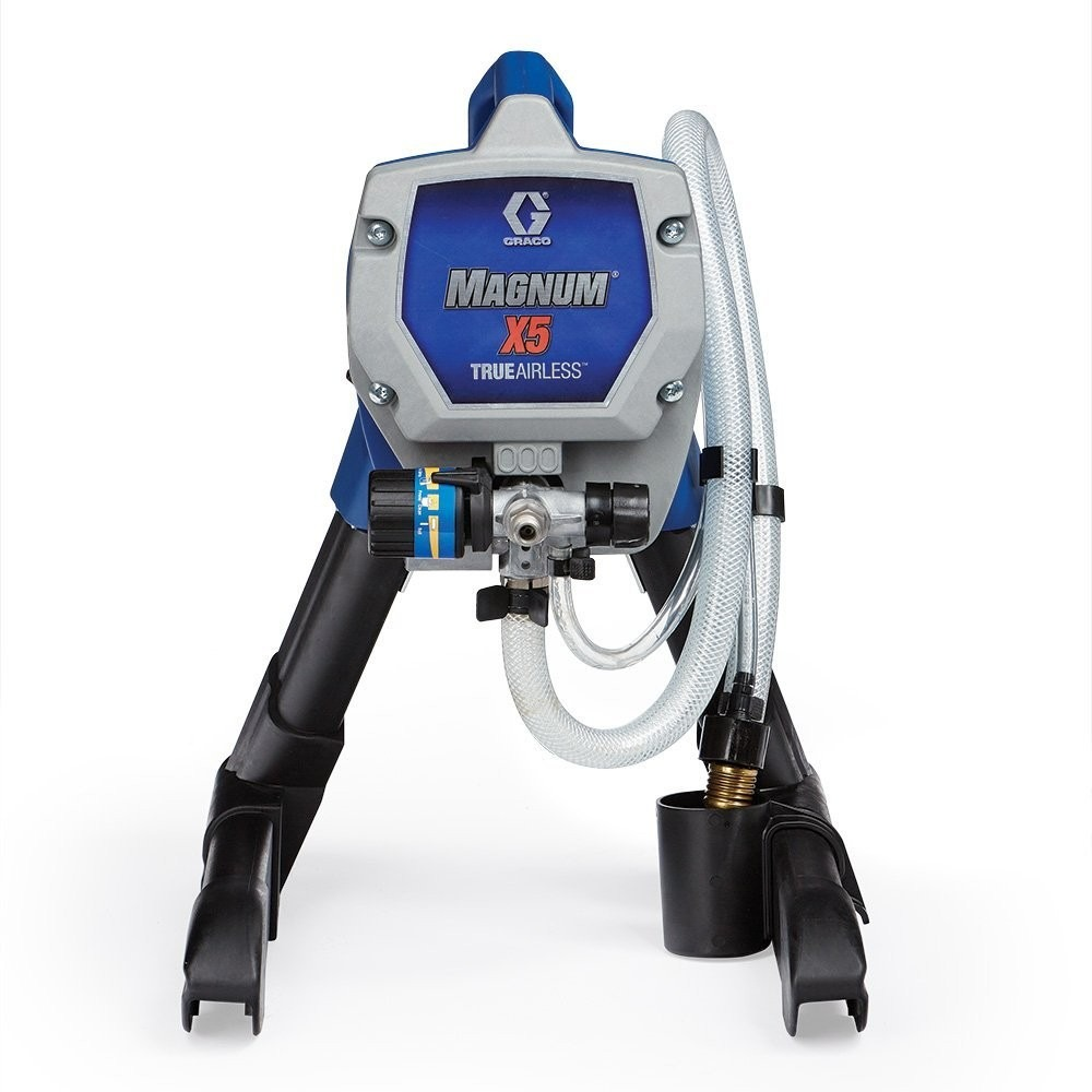 Graco Magnum X5 Stand Airless Paint Sprayer: Maquina Para Pintar Graco Magnum 262800 X5 Stand Airless