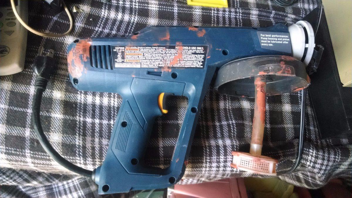 Maquina pistola para pintar ryobi en mercado libre - Maquina de pintar electrica ...