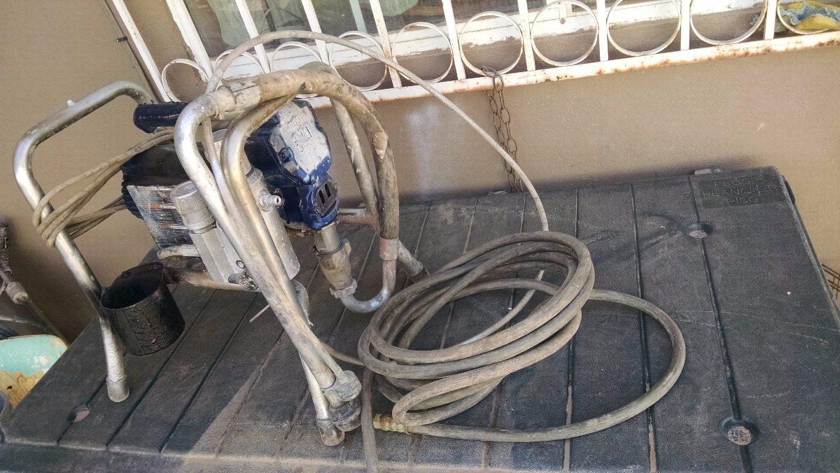 Maquina para pintar sprayer graco nova profesional uso - Maquina de pintar electrica ...