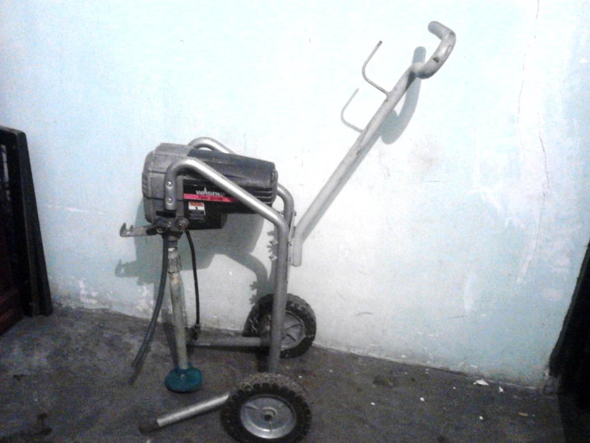 Maquina para pintar wagner twin stroke 8 en - Maquina de pintar electrica ...