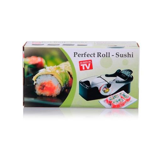 máquina para preparar sushi perfect roll sushi maker!