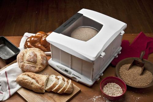 máquina para preparar yogurt y pan folding bread importada