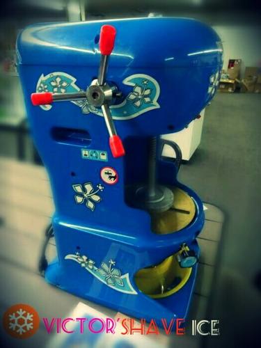 máquina para raspados / granizados de hielo