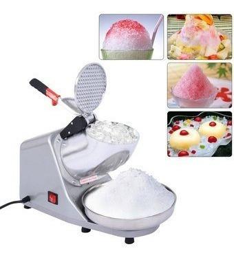maquina para raspados hielo cholado granizado negocio