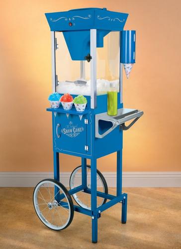 maquina para raspados o cholados entrega inmediata fiestas