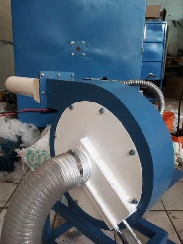 maquina para rellenar cojines
