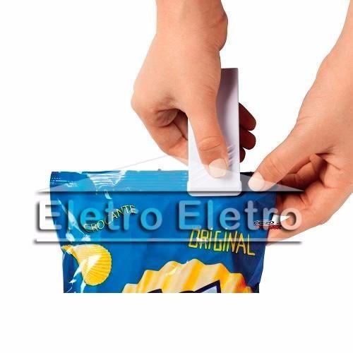 maquina para selar plastico sacola bolsa a pilha confira.