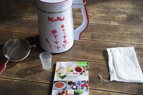 máquina para sopas y leches vegetales miomat pl