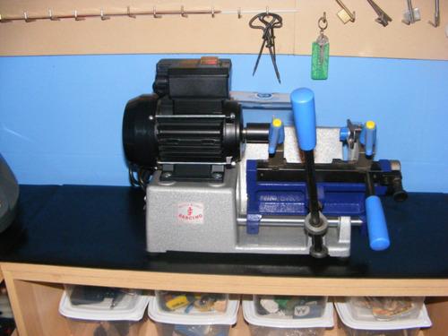 maquina para taller de cerrajeria