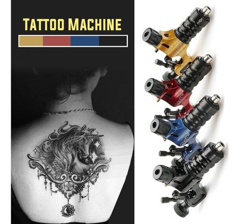 maquina para tatuar tatuaje tattoo rotativa dragonfly sigma