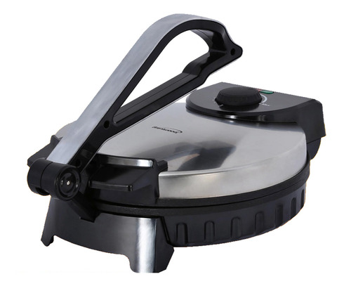 máquina para tortillas o pan de molde brentwood de 10''