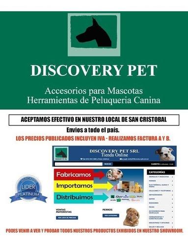 maquina peladora propet andis perros por discovery pet