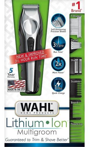 máquina peluquería wahl