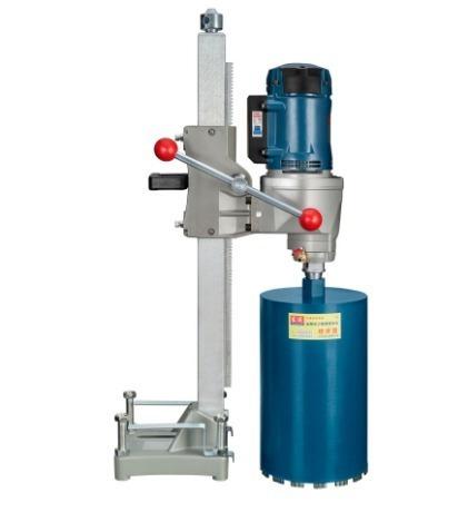 máquina perfuratriz coluna concreto asfalto laje até 200 mm