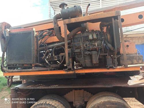 maquina perfuratriz hidráulica