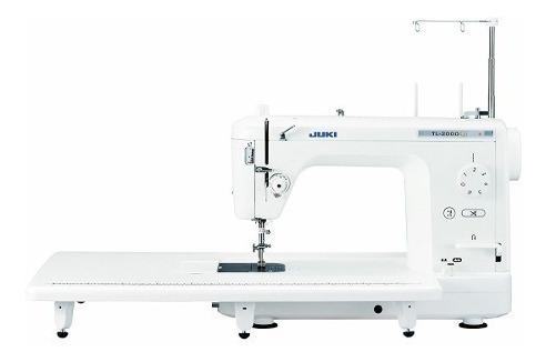 maquina plana coser y acolchar semiindustrial juki tl-2000qi