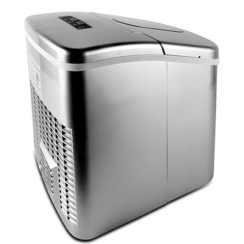 máquina portátil para hacer hielo 26 lbs por 24 horas