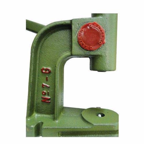 maquina pressão pregar botões ilhós rebite balancin 07