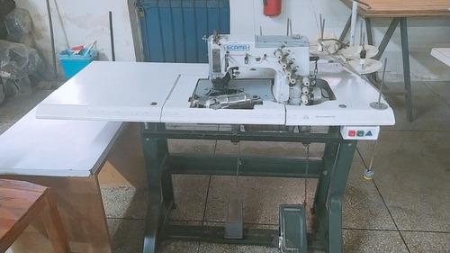 máquina pretinadora industrial - sicama