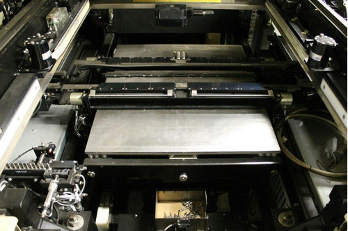 máquina print ultra 3000 speedline ( desativada )