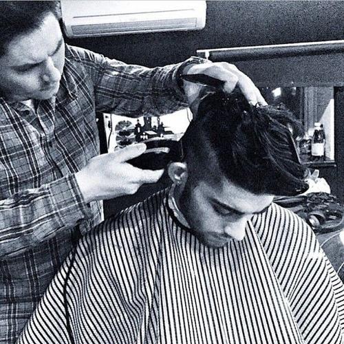 maquina profesional 100% nueva motilar afeitar barbería-icon