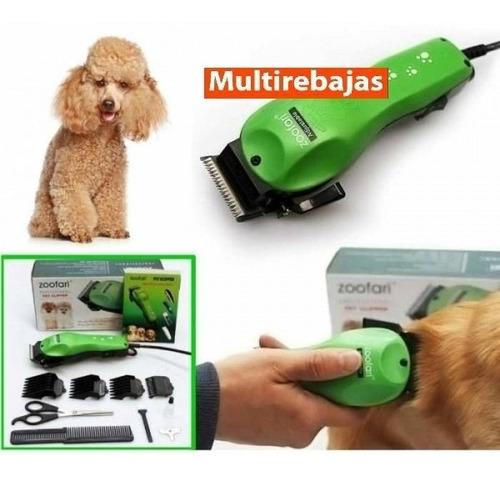 maquina profesional eléctrica cortadora razuradora perros