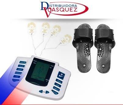 maquina profesional electroestimulador masajeador ,terapia