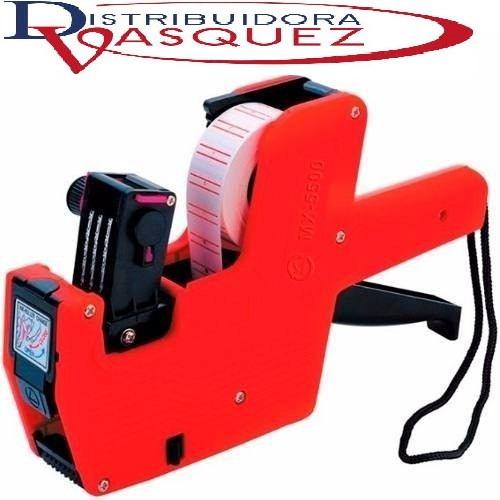 máquina profesional etiqueteadora manual de precio y codigos