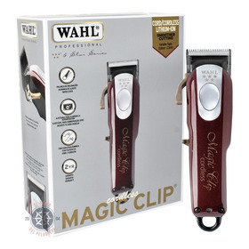 Máquina Profesional Wahl 5 Estrellas 8591l Inalambrica
