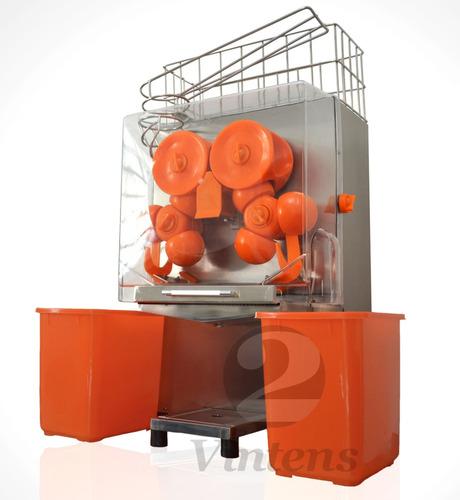 maquina profissional automática de suco de laranja cítricos