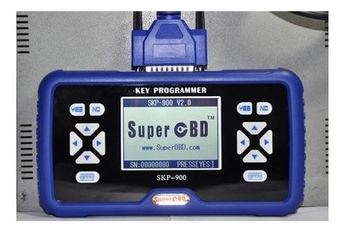 maquina programador llaves y controles skp900 carros chips