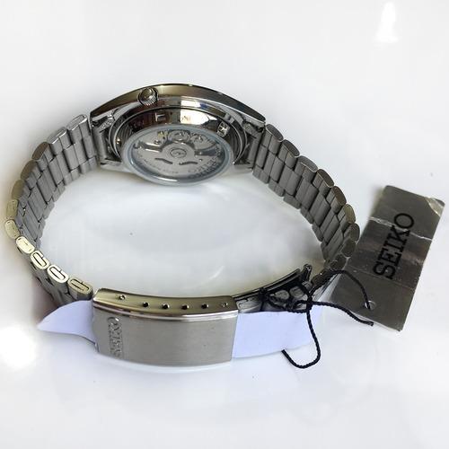 maquina, pulseira relógio seiko automatico original