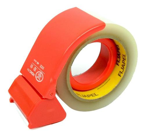 maquina racionador dispensador manual cinta embalar