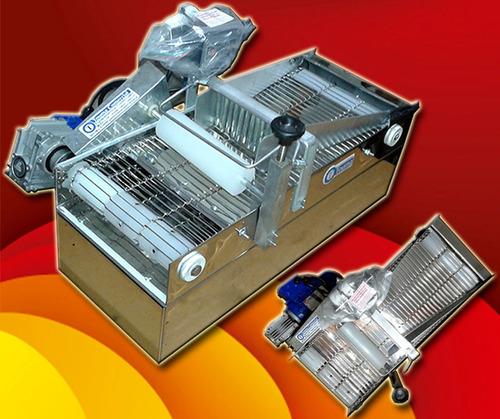 maquina rebozadora de milanesas (para todo tipo de carnes)