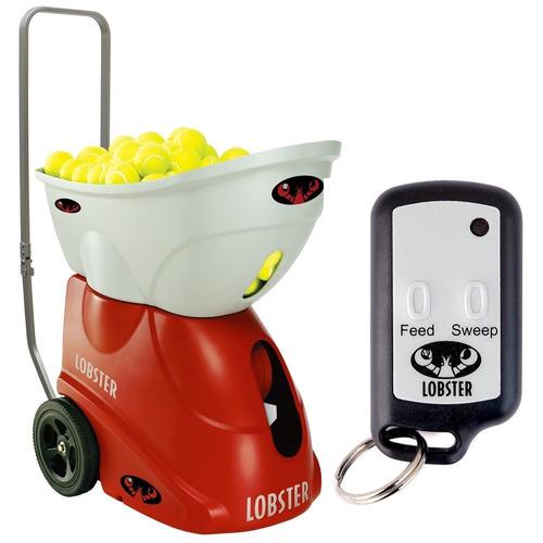 máquina recoge pelotas de tenis lobster sports elite 1