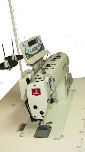 maquina recta automatica servomotor