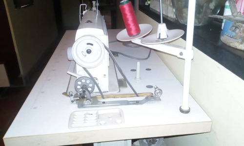 maquina recta industrial zoje