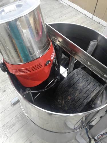 maquina refinadora de chocolate o cacao