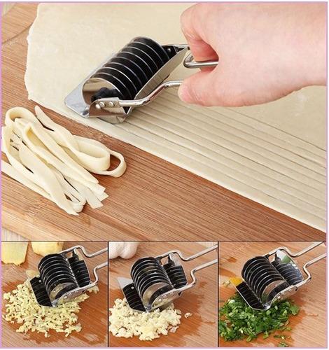 maquina rodillo manual para hacer pasta de acero inoxidable