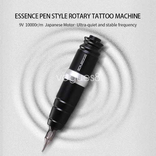 máquina rotativa de tatuaje  pen essence tattoo dragonhawk