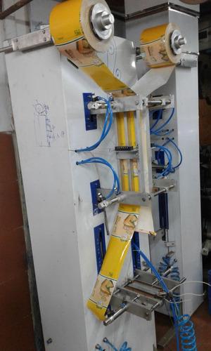 maquina sachetera de 4 sellos para chupis