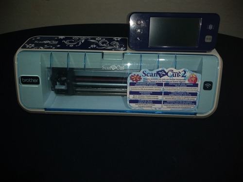 máquina scancut